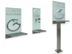 GRANDER® Drinking Fountains