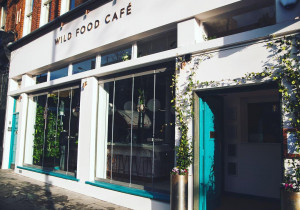 Wild Food Café - Islington, London
