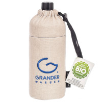 GRANDER® Emil Glass Drinking Bottle
