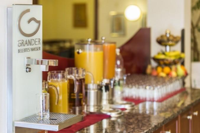Enjoyment & Taste | Hospitality Industry / Spas / Sports / Health-Care Facilities